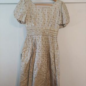 Gilden Juniors Vintage Party Dress